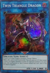 Twin Triangle Dragon - OP08-EN006 - Super Rare - Unlimited Edition