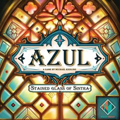 Azul: Stained Glass