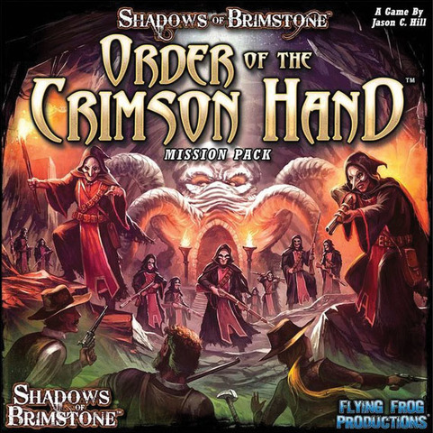 Shadows of Brimstone - Order of the Crimson Hand