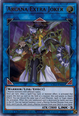 Arcana Extra Joker - CT15-EN006 - Ultra Rare - Limited Edition