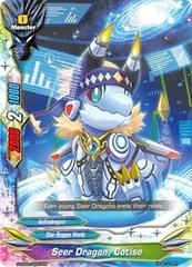 Seer Dragon, Cotise  - S-SD02-0007 - C