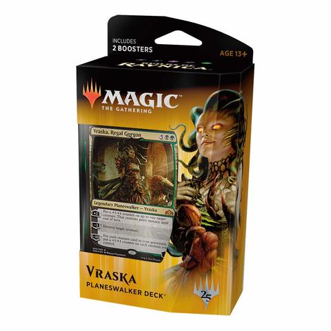 Guilds of Ravnica Planeswalker Deck - Vraska, Regal Gorgon