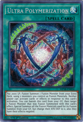 Ultra Polymerization - MP18-EN014 - Secret Rare - 1st Edition