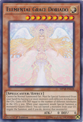 Elemental Grace Doriado - MP18-EN128 - Rare - 1st Edition