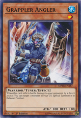 Grappler Angler - MP18-EN187 - Common - 1st Edition