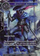 Disgraced Knight - NDR-089 - R - Full Art