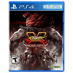 Street Fighter V [Arcade Edition]