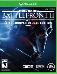 Star Wars: Battlefront II Deluxe Edition