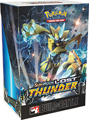 Lost Thunder Prerelease kit