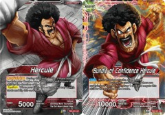 Hercule // Bundle of Confidence Hercule - TB2-001 - UC