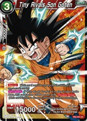 Tiny Rivals Son Goten - TB2-004 - UC