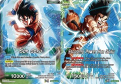 Son Goku // Stopping Power Son Goku - TB2-034 - UC