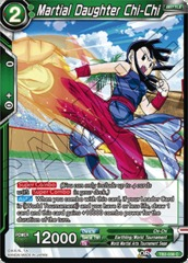 Martial Daughter Chi-Chi - TB2-038 - C