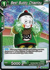 Best Buddy Chiaotzu - TB2-044 - C