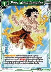 Feet Kamehameha - TB2-049 - C on Channel Fireball