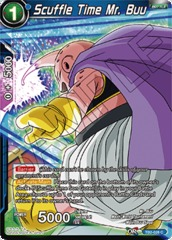 Scuffle Time Mr. Buu - TB2-028 - C - Foil