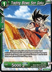Trading Blows Son Goku - TB2-036 - C - Foil