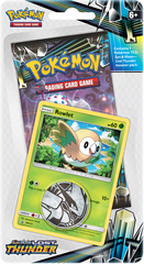 Sun & Moon - Lost Thunder Checklane Blister Pack - Rowlet