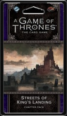 A Game of Thrones: The Card Game (2nd Edition) Chapter Pack - Streets of King's Landing