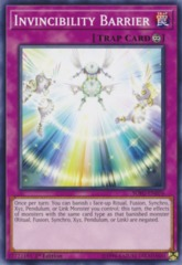 Invincibility Barrier - SOFU-EN076 - Common - 1st Edition