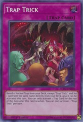 Trap Trick - SOFU-EN078 - Secret Rare - 1st Edition