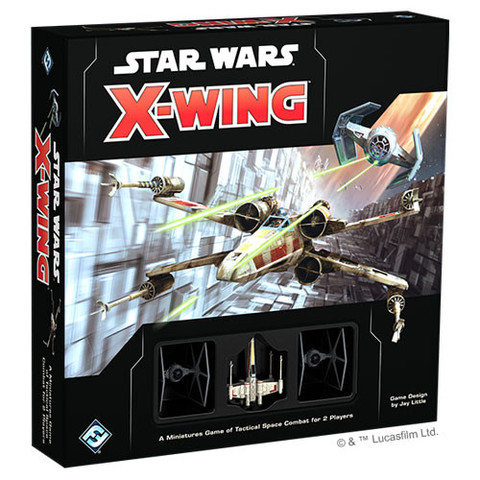 Star Wars X-Wing - 2nd Edition Core Set