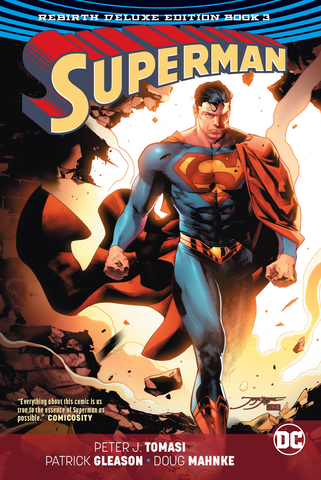 Superman Rebirth Dlx Coll Hc Book 03 (STL100570)