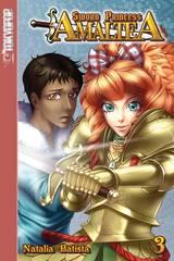 Sword Princess Amaltea Manga Gn Vol 03 (STL091945)