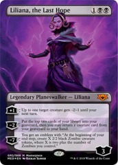 Liliana, the Last Hope - Foil on Channel Fireball