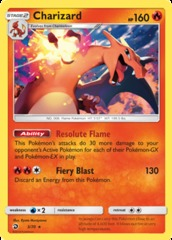 Charizard - 3/70 - Holo Rare on Channel Fireball