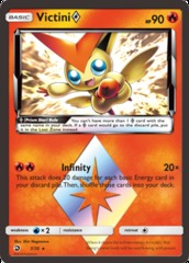 Victini Prism - 7/70 - Rare on Channel Fireball