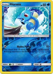 Horsea - 16/70 - Common - Reverse Holo