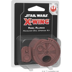 Star Wars X-Wing - Second Edition - Rebel Alliance Maneuver Dial Upgrade Kit