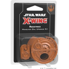 Star Wars X-Wing - Second Edition - Resistance Maneuver Dial Upgrade Kit