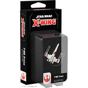 Star Wars X-Wing - 2nd Edition - T-65 X-Wing Expansion Pack
