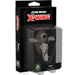 Star Wars X-Wing - 2nd Edition - Slave I Expansion Pack