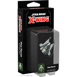 Star Wars X-Wing - Second Edition - Fang Fighter Expansion Pack