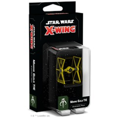 Star Wars X-Wing - 2nd Edition - Mining Guild TIE Expansion Pack