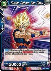 Fusion Reborn Son Goku - SD6-03 - ST