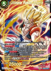 Ultimate Fusion Gogeta - SD6-04 - ST