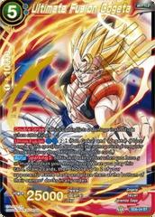 Ultimate Fusion Gogeta - SD6-04 - ST