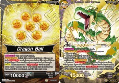 Dragon Ball // Miraculous Arrival Shenron - SD7-01 - ST