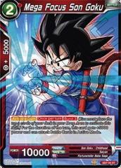 Mega Focus Son Goku - SD7-05 - ST