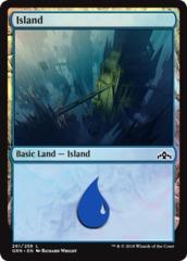 Island (261) - Foil