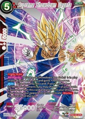 Supreme Showdown Vegeta - TB2-005 - SPR