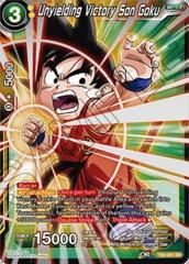 Unyielding Victory Son Goku - TB2-051 - SR