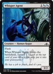 Whisper Agent