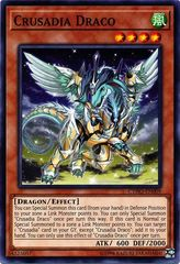 Crusadia Draco - CYHO-EN009 - Common - Unlimited Edition on Channel Fireball