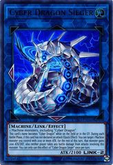 Cyber Dragon Sieger - CYHO-EN046 - Ultra Rare - Unlimited Edition