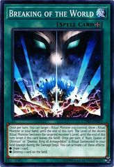 Breaking of the World - CYHO-EN057 - Common - Unlimited Edition